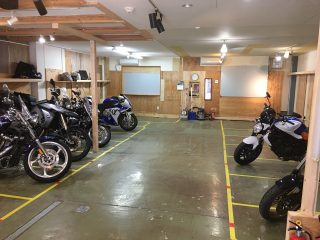 バイク駐車場 森下日本橋 【2019年1月新規OPEN!】の月極バイク駐車場