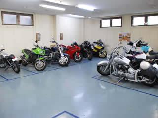 バイク駐車場 江戸川橋/飯田橋