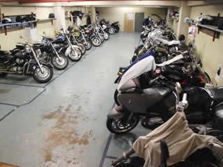 バイク駐車場 調布 PART2(布田)