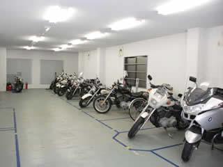 バイク駐車場 東浅草/三ノ輪橋/南千住の月極バイク駐車場