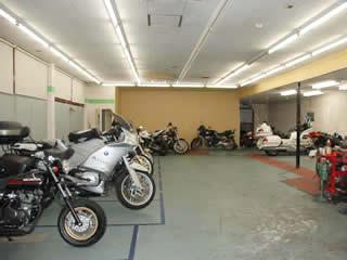 バイク駐車場 蒲田