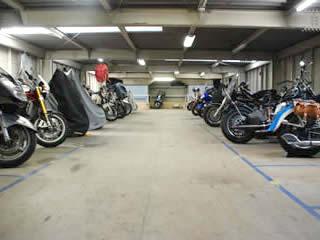 バイク駐車場 葛西 浦安
