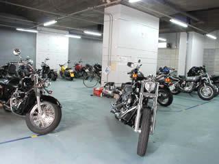 バイク駐車場 高円寺/中野/阿佐ヶ谷の月極バイク駐車場