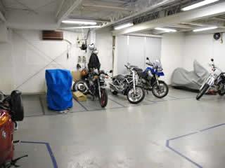 バイク駐車場 小石川(後楽園、春日)