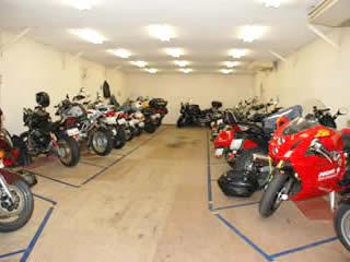 バイク駐車場 駒込/田端