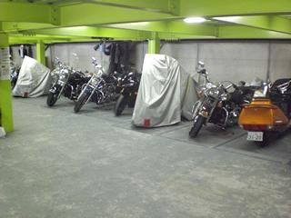 バイク駐車場 小松川(東大島、平井)の月極バイク駐車場