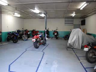 バイク駐車場 根津