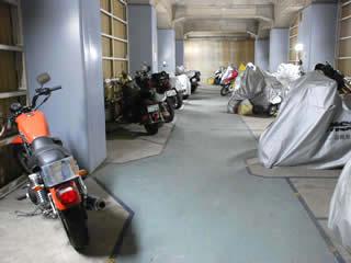 バイク駐車場 西船橋の月極バイク駐車場