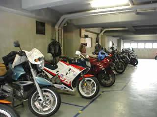 バイク駐車場 荻窪