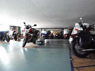 バイク駐車場 調布 PART1(柴崎)の月極バイク駐車場