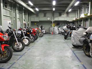 バイク駐車場 南六郷/雑色